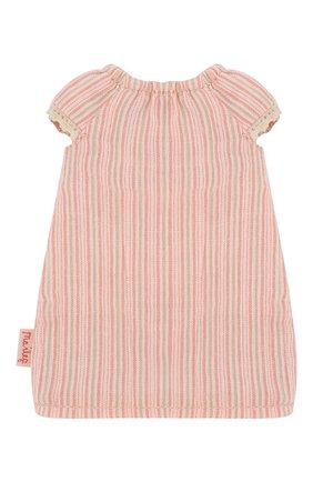 Детского одежда для игрушки ночная рубашка 1 MAILEG розового цвета, арт. 16-9102-01 | Фото 1