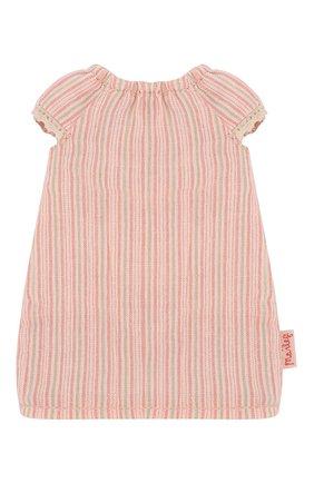 Детского одежда для игрушки ночная рубашка 1 MAILEG розового цвета, арт. 16-9102-01 | Фото 2