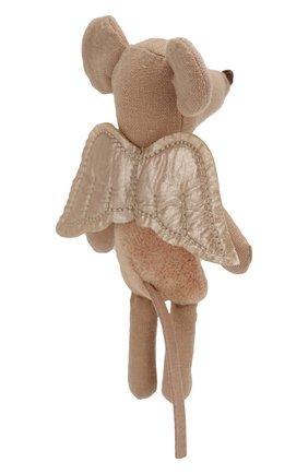 Детского мышка младшая сестра, фея MAILEG розового цвета, арт. 16-9725-00 | Фото 2
