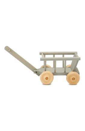 Детского игрушка тележка мини MAILEG серого цвета, арт. 11-9005-01 | Фото 1