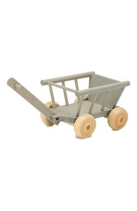 Детского игрушка тележка мини MAILEG серого цвета, арт. 11-9005-01 | Фото 2