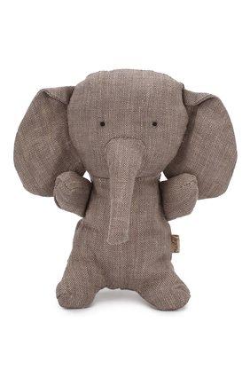 Детского игрушка слон мини серия друзья ноя MAILEG серого цвета, арт. 16-8957-00 | Фото 1