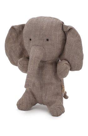 Детского игрушка слон мини серия друзья ноя MAILEG серого цвета, арт. 16-8957-00 | Фото 2