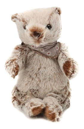 Детского игрушка полярный медведь мини MAILEG коричневого цвета, арт. 16-6992-00 | Фото 1