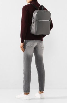 Кожаный рюкзак Evoluzione | Фото №2