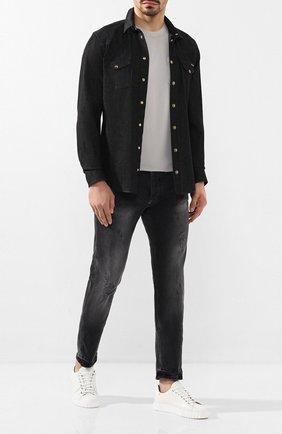 Мужские джинсы PHILIPP PLEIN серого цвета, арт. S20C MDT2018 PDE004N | Фото 2