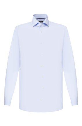 Мужская хлопковая сорочка VAN LAACK голубого цвета, арт. TIVARA2-PSF/150185 | Фото 1