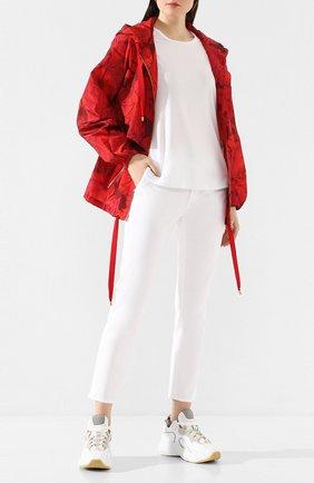Женские джинсы AG белого цвета, арт. SBW1613/WHT/54C043PL3EA | Фото 2