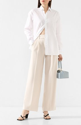 Женские брюки VINCE кремвого цвета, арт. V633321755 | Фото 2
