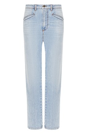 Женские джинсы PHILOSOPHY DI LORENZO SERAFINI синего цвета, арт. A0306/730 | Фото 1