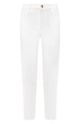 Женские джинсы J BRAND белого цвета, арт. JB002065/B   Фото 1