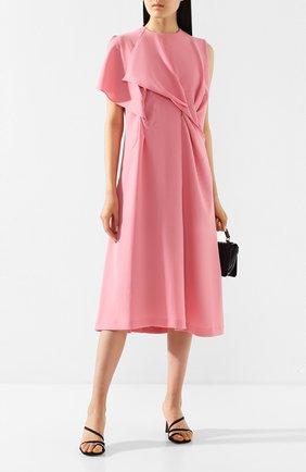 Женское платье AKIRA NAKA розового цвета, арт. AR2025-PK | Фото 2