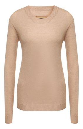 Женская пуловер UMA WANG бежевого цвета, арт. P0 M UK7154 | Фото 1