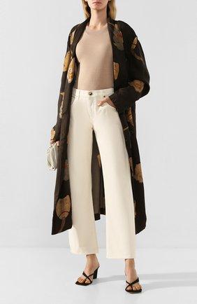 Женская пуловер UMA WANG бежевого цвета, арт. P0 M UK7154 | Фото 2