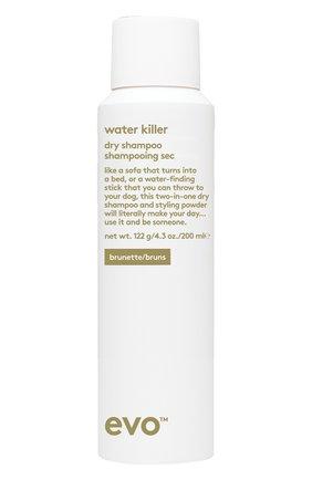 Женского сухой шампунь water killer brunette EVO бесцветного цвета, арт. 9349769004623 | Фото 1