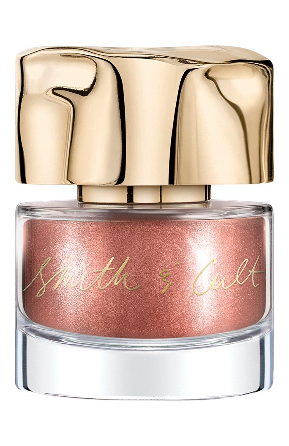 Женский лак для ногтей fosse fingers SMITH AND CULT бесцветного цвета, арт. 812329021358   Фото 1