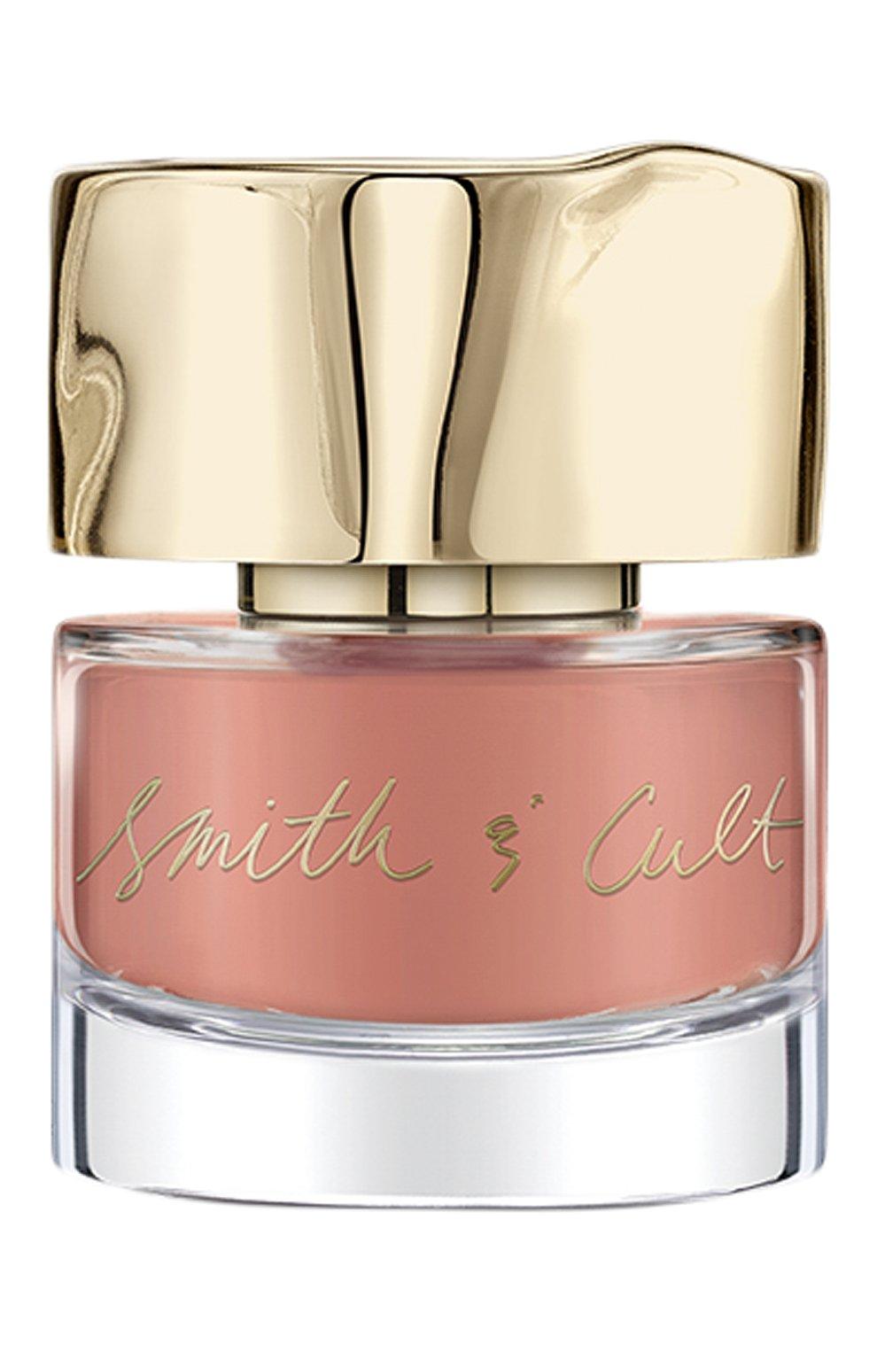 Женский лак для ногтей forever fades SMITH AND CULT бесцветного цвета, арт. 812329021785   Фото 1