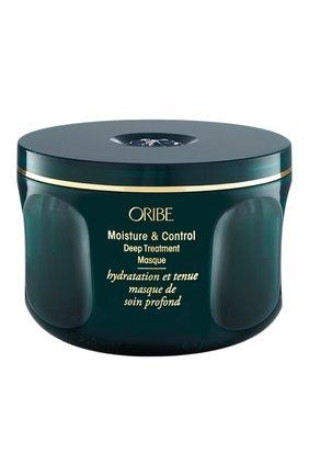 Женская маска для вьющихся волос moisture & control ORIBE бесцветного цвета, арт. OR543 | Фото 1