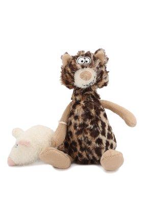 Детского коллекционная игрушка всегда в твоих руках SIGIKID коричневого цвета, арт. 38934 | Фото 1