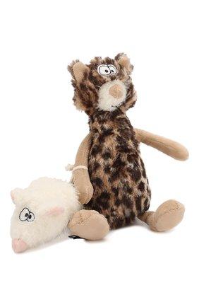 Детского коллекционная игрушка всегда в твоих руках SIGIKID коричневого цвета, арт. 38934 | Фото 2