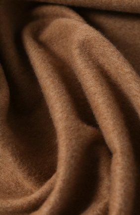 Мужского кашемировый плед BRUNELLO CUCINELLI бежевого цвета, арт. MPAG91141 | Фото 2