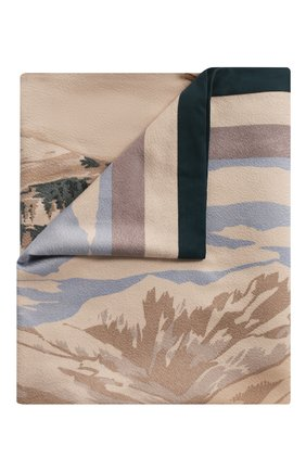 Мужского кашемировый плед LORO PIANA разноцветного цвета, арт. FAD4975 | Фото 1