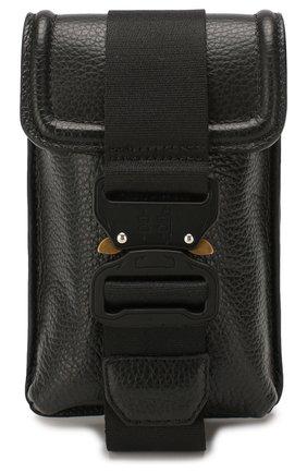 Мужская кожаная сумка VIC MATIE черного цвета, арт. 1X0836T.999C4LBQ55 | Фото 1