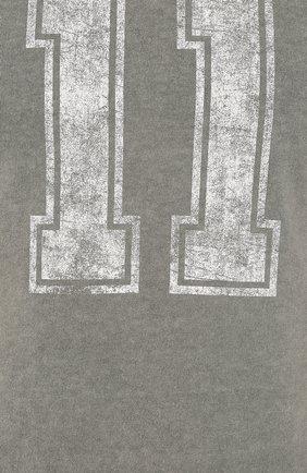 Мужская хлопковая футболка ELEVENTY хаки цвета, арт. A70TSHA03 TET0A008 | Фото 5