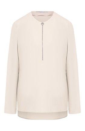 Женская блузка из вискозы STELLA MCCARTNEY бежевого цвета, арт. 341360/SCA06   Фото 1