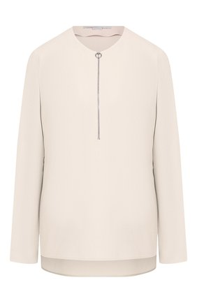 Женская блузка из вискозы STELLA MCCARTNEY бежевого цвета, арт. 341360/SCA06 | Фото 1
