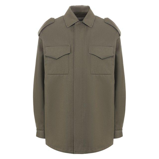 Хлопковая куртка Valentino