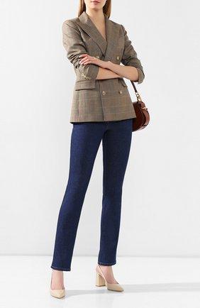 Женские джинсы ESCADA синего цвета, арт. 5032600 | Фото 2