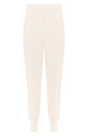 Женские джоггеры из вискозы STELLA MCCARTNEY кремвого цвета, арт. 341416/SCA06 | Фото 1
