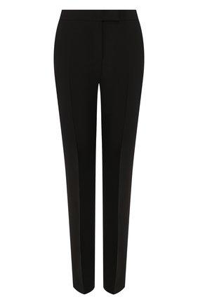 Женские брюки из вискозы HELMUT LANG черного цвета, арт. J09HW201   Фото 1