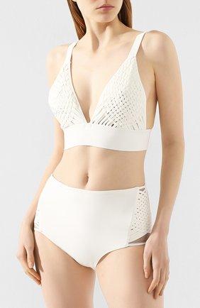 Женский плавки-бикини CLUBE BOSSA белого цвета, арт. C135S120 | Фото 2
