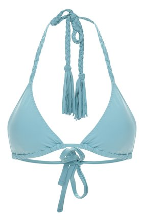 Женский треугольный бра CLUBE BOSSA голубого цвета, арт. T75CS120 | Фото 1