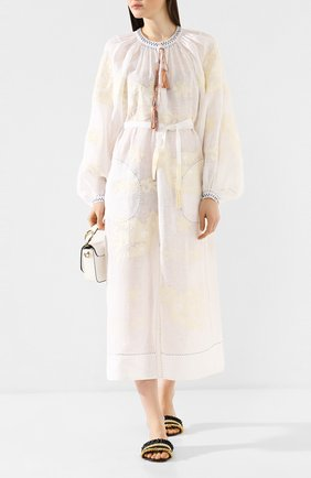 Льняное платье | Фото №2