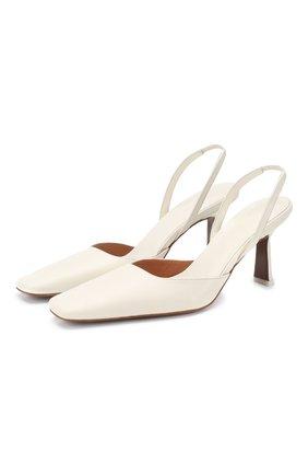 Кожаные туфли Dracu | Фото №1