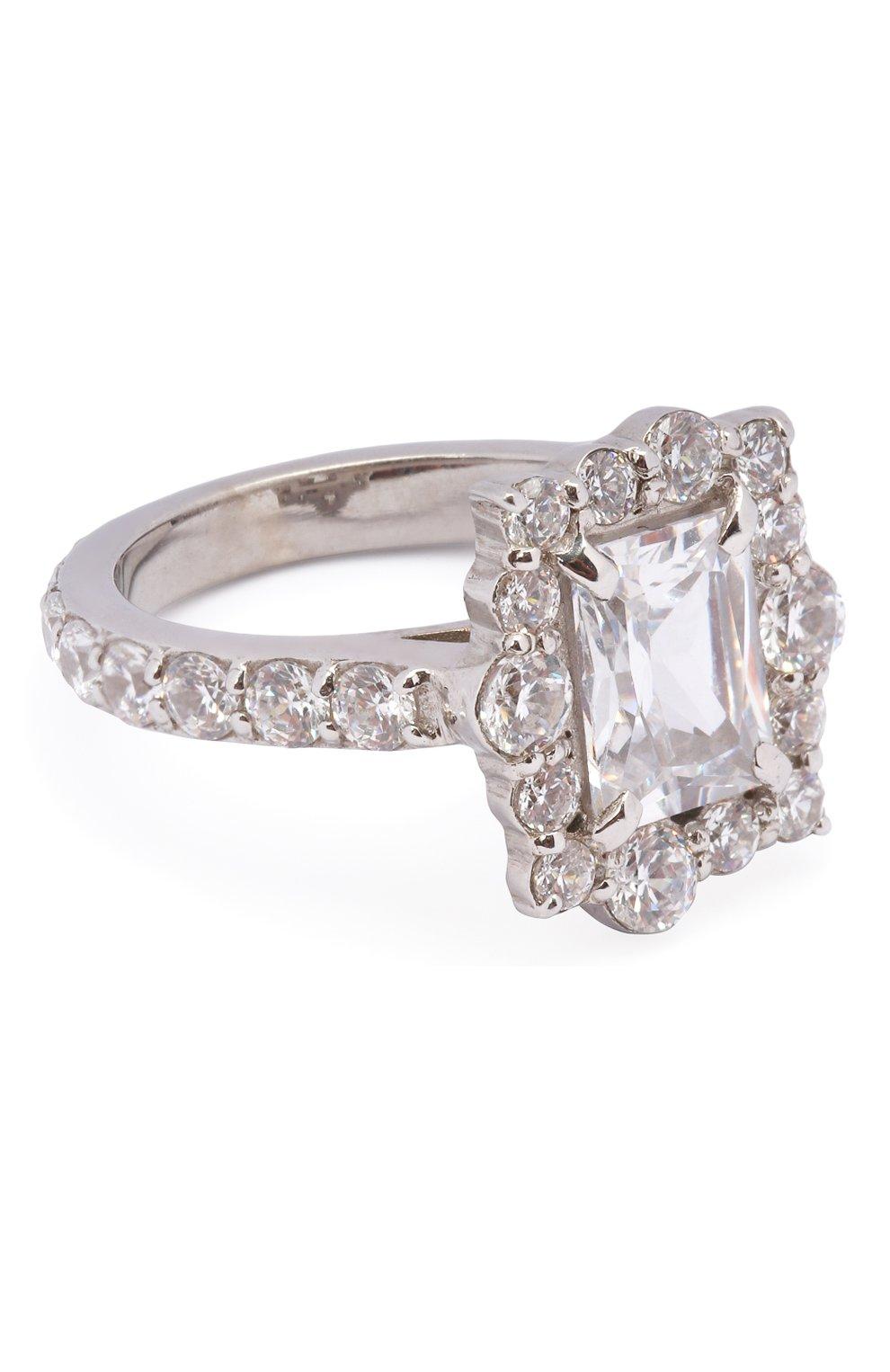 Женское кольцо love LEVASHOVAELAGINA серебряного цвета, арт. lover/r   Фото 1