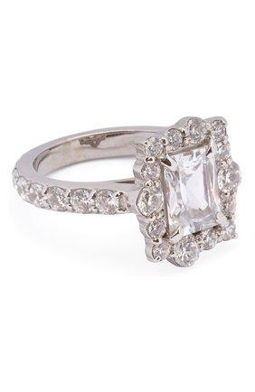 Женское кольцо love LEVASHOVAELAGINA серебряного цвета, арт. lover/r | Фото 1