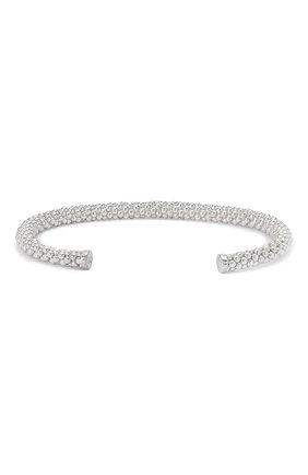 Женская браслет-кафф AVGVST BY NATALIA BRYANTSEVA серебряного цвета, арт. 1065524-01 | Фото 2