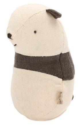 Детского погремушка панда MAILEG черно-белого цвета, арт. 16-8914-00 | Фото 1