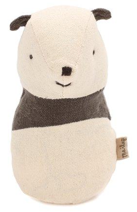 Детского погремушка панда MAILEG черно-белого цвета, арт. 16-8914-00 | Фото 2