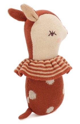 Детского погремушка бэмби MAILEG коричневого цвета, арт. 16-9910-02 | Фото 2