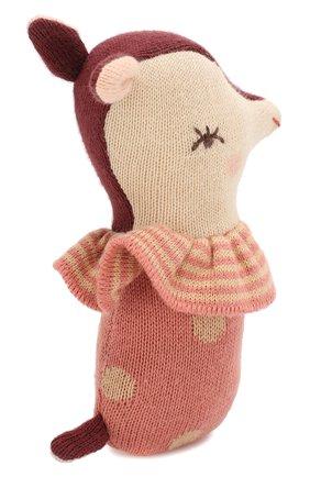 Детского погремушка бэмби MAILEG розового цвета, арт. 16-9910-00 | Фото 2