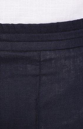 Льняные шорты | Фото №5