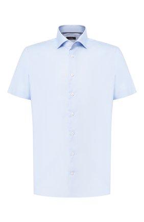 Мужская хлопковая сорочка VAN LAACK голубого цвета, арт. TIVARA2-S-PSF/150184   Фото 1