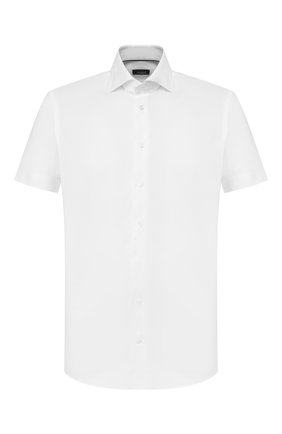 Мужская хлопковая сорочка VAN LAACK белого цвета, арт. TIVARA2-S-PSF/150184 | Фото 1