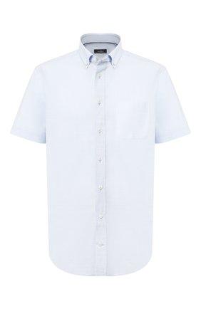 Мужская хлопковая сорочка VAN LAACK голубого цвета, арт. T0Y2-S-PTF/155024 | Фото 1