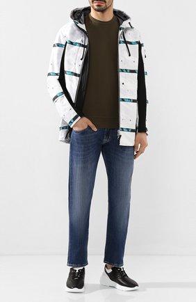 Мужская куртка STONE ISLAND SHADOW PROJECT белого цвета, арт. 721940212 | Фото 2